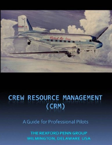 9780557269853: Crew / Cockpit Resource Management, (Crm) A Guide For Professional Pilots