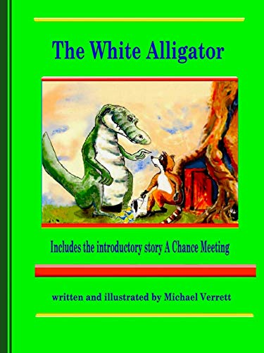 9780557280421: The White Alligator (paper back)
