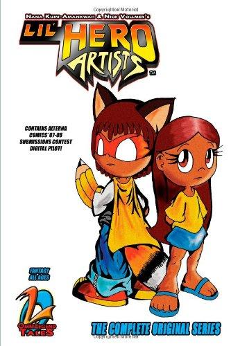 9780557296187: Lil' Hero Artists: The Original Series