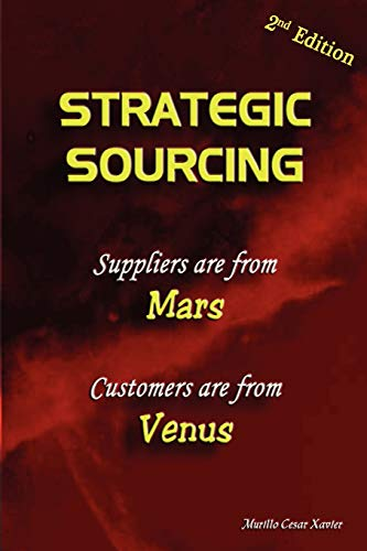 9780557311729: Strategic Sourcing - Suppliers Are From Mars, Customers Are From Venus