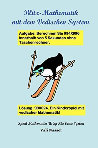 9780557331598: Blitz-Mathematik Mit Dem Vedischen System