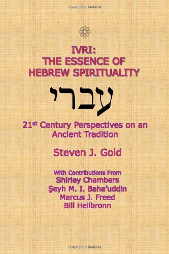 9780557349043: Ivri: The Essence of Hebrew Spirituality; 21st Century Perspectives on an Ancient Tradition