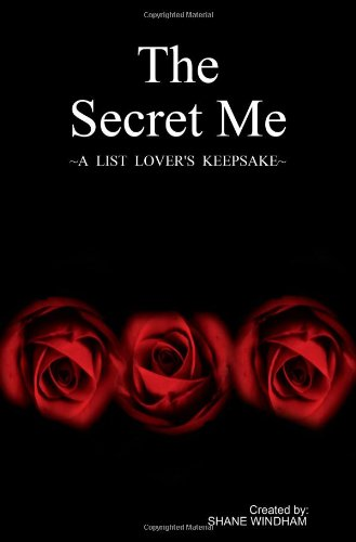 9780557352388: The Secret Me: A List Lover's Keepsake