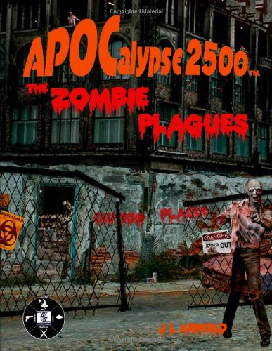 9780557369096: Apocalypse 2500 The Zombie Plagues