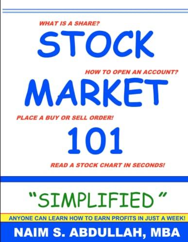 9780557371792: Stock Market 101 Simplified