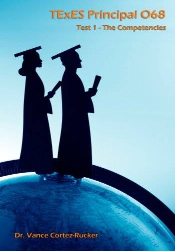 9780557376735: TexEs Principal 068 Practice Exam 1
