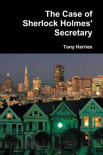 9780557392032: The Case of Sherlock Holmes' Secretary