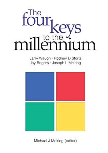 9780557392209: The Four Keys to the Millennium
