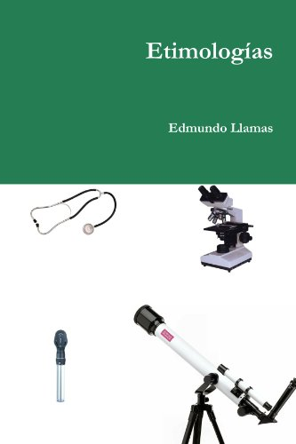 9780557402946: EtimologÌas (Spanish Edition)