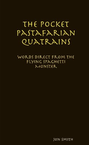 9780557409914: The Pocket Pastafarian Quatrains