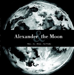 9780557415151: Alexander and the Moon: A Storybook