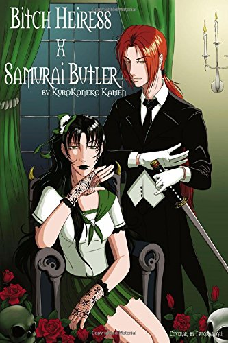 9780557415472: Bitch Heiress X Samurai Butler