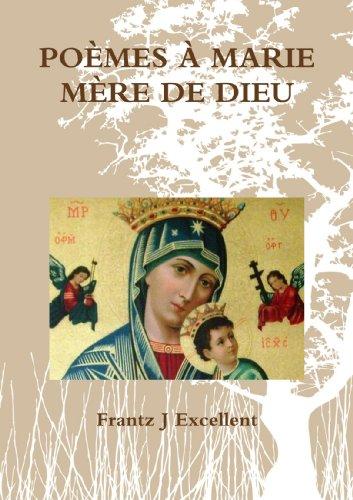 9780557425372: Po»Mes Marie M»Re De Dieu