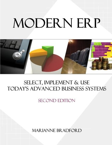 9780557434077: Modern ERP: Select, Implement & Use Today's Advanced Business Systems