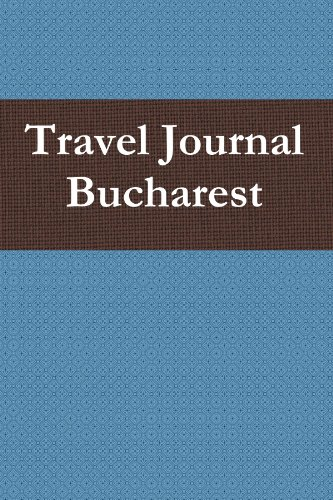 9780557445912: Travel Journal Bucharest