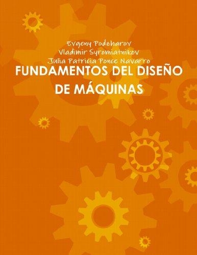 9780557458226: FUNDAMENTOS DEL DISE-O DE M¡QUINAS (Spanish Edition)