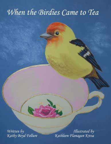 9780557487523: When the Birdies Came to Tea