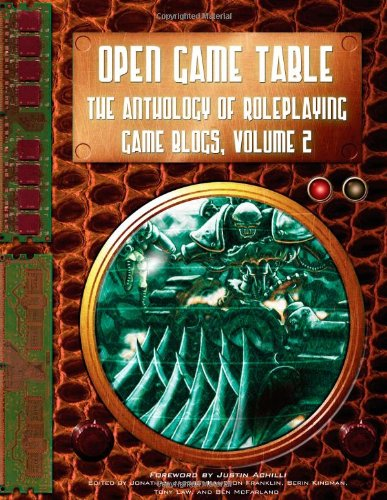 9780557500024: Open Game Table: The Anthology of Roleplaying Game Blogs, Vol.2 (OGT0002)