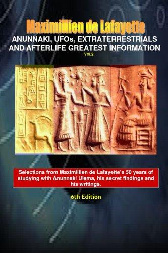 9780557535767: Anunnaki, UFOs, Extraterrestrials And Afterlife Greatest Information.V2