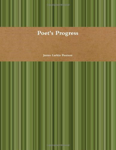 9780557537044: Poet's Progress
