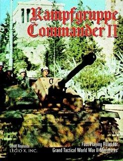 9780557561476: Kampfgruppe Commander II