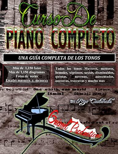 9780557565634: Curso De Piano Completo (Spanish Edition)