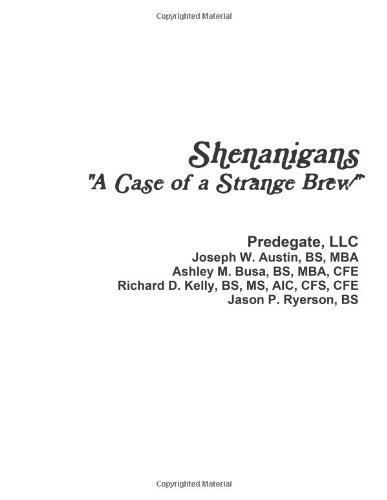 9780557573165: Shenanigans
