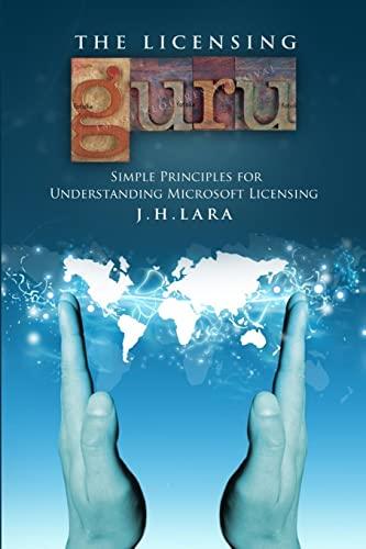 9780557574681: The Licensing Guru