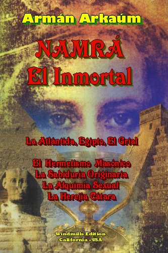 9780557582280: NAMRÁ, El Inmortal
