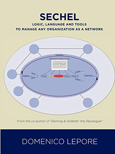 9780557588848: Sechel: Logic, Language and Tools to Manage Any Organization as a Network