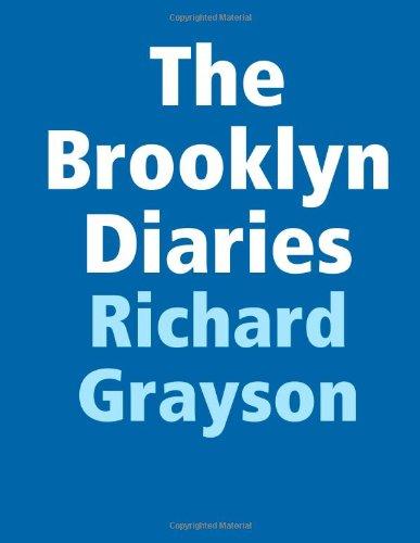 9780557591848: The Brooklyn Diaries: 1969-1981