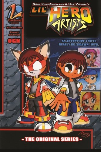 9780557596065: Lil' Hero Artists: The Original Series (Variant Cover)