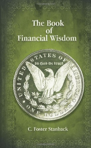 9780557602117: The Book of Financial Wisdom
