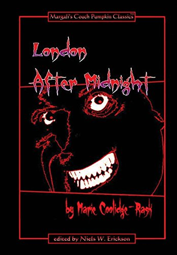 London After Midnight - Couch Pumpkin Classic: Marie Coolidge-Rask, N