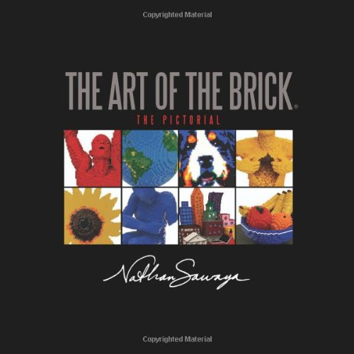 9780557632268: The Art of the Brick - The Pictorial