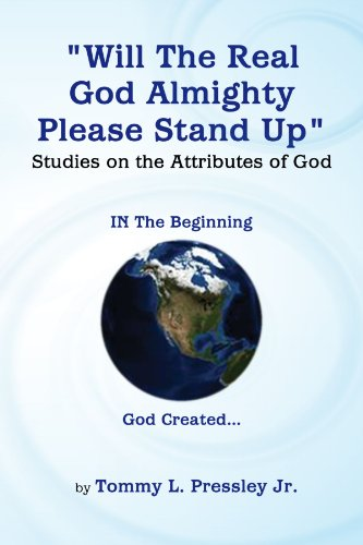 9780557647200: Will the Real God Almighty Please Stand Up