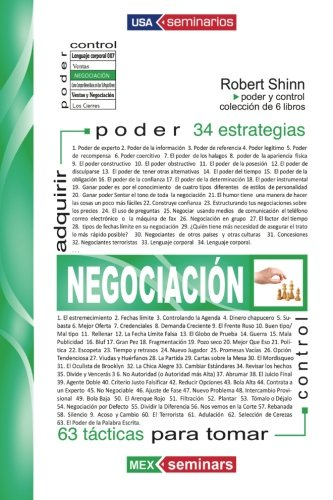 9780557669394: Negociacion (Spanish Edition)