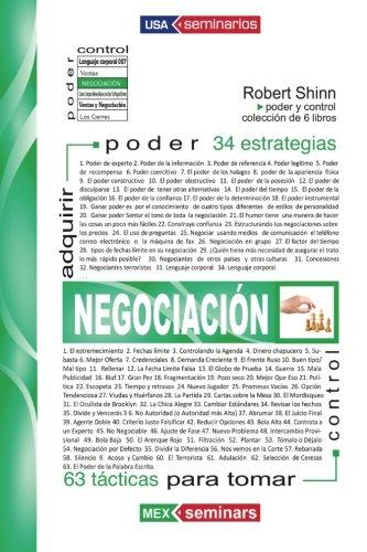 9780557669394: Negociacion