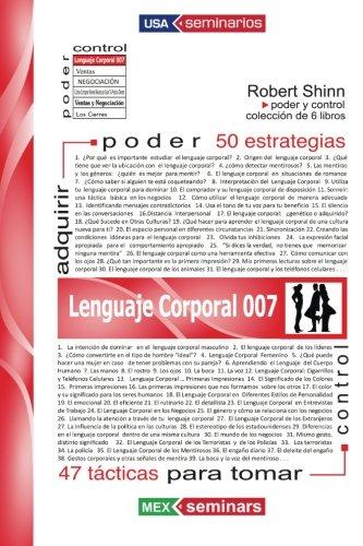 Lenguaje Corporal 007 (Spanish Edition): Shinn, Robert