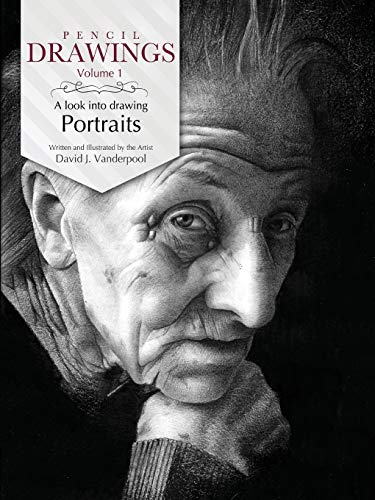 9780557680818: Pencil Drawings - A Look Into Drawing Portraits