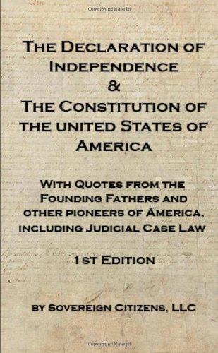 9780557681129: SOVEREIGN CITIZENS POCKET CONSTITUTION