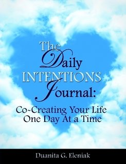 9780557693108: The Daily Intentions Journal