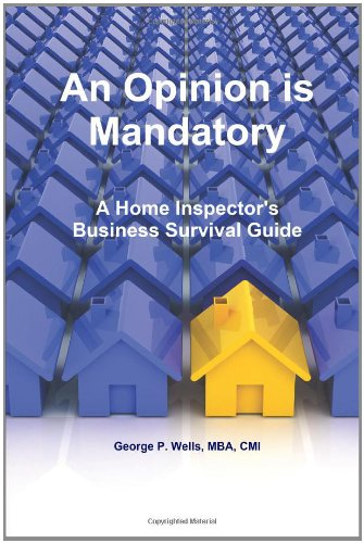 An Opinion is Mandatory (0557694418) by Wells, George
