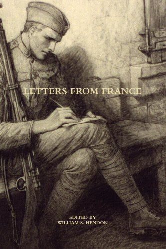 9780557725601: Letters From France