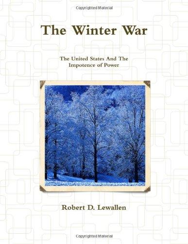 9780557738120: The Winter War