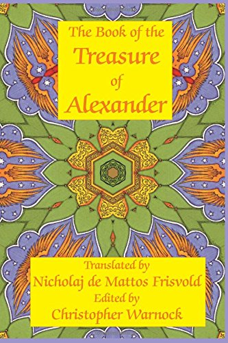 9780557817436: Book of the Treasure of Alexander: Ancient Hermetic Alchemy & Astrology