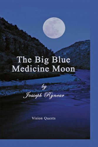 9780557821709: The Big Blue Medicine Moon
