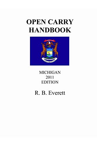 Open Carry Handbook: R. B. Everett