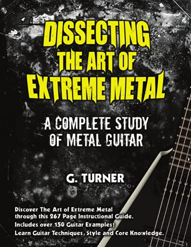 9780557913237: Dissecting The Art Of Extreme Metal