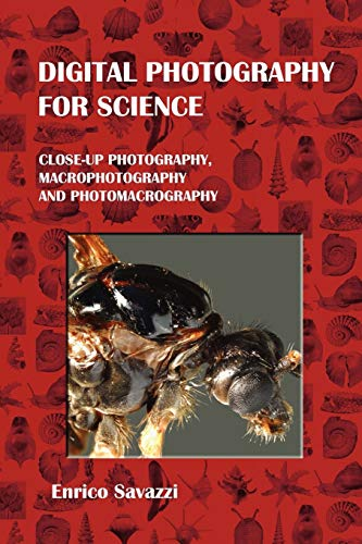 9780557925377: Digital photography for science (paperback)